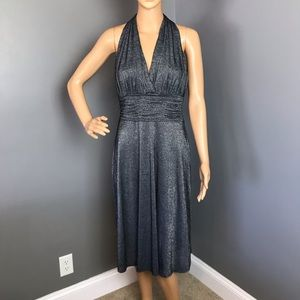 Jones Wear Woman's Dress Black Size 8 Folmal